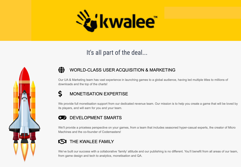 Kwalee - Hyper Casual Publishers