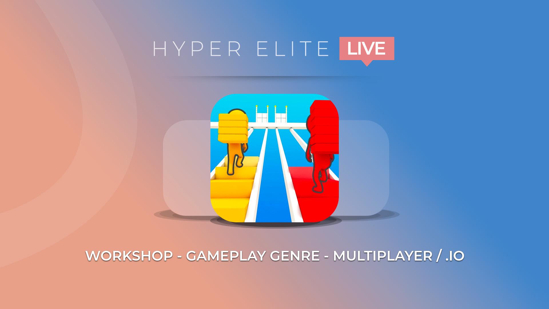 Hyper Elite Live Workshop - Gameplay Genre - Multiplayer