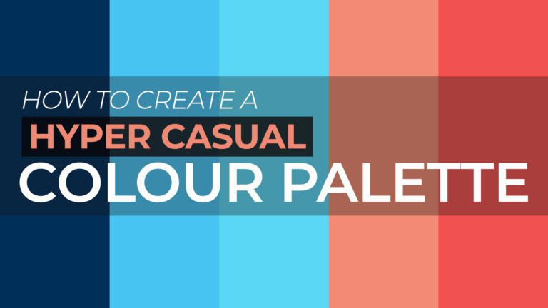 How to Create a Hyper Casual Game Colour Palette