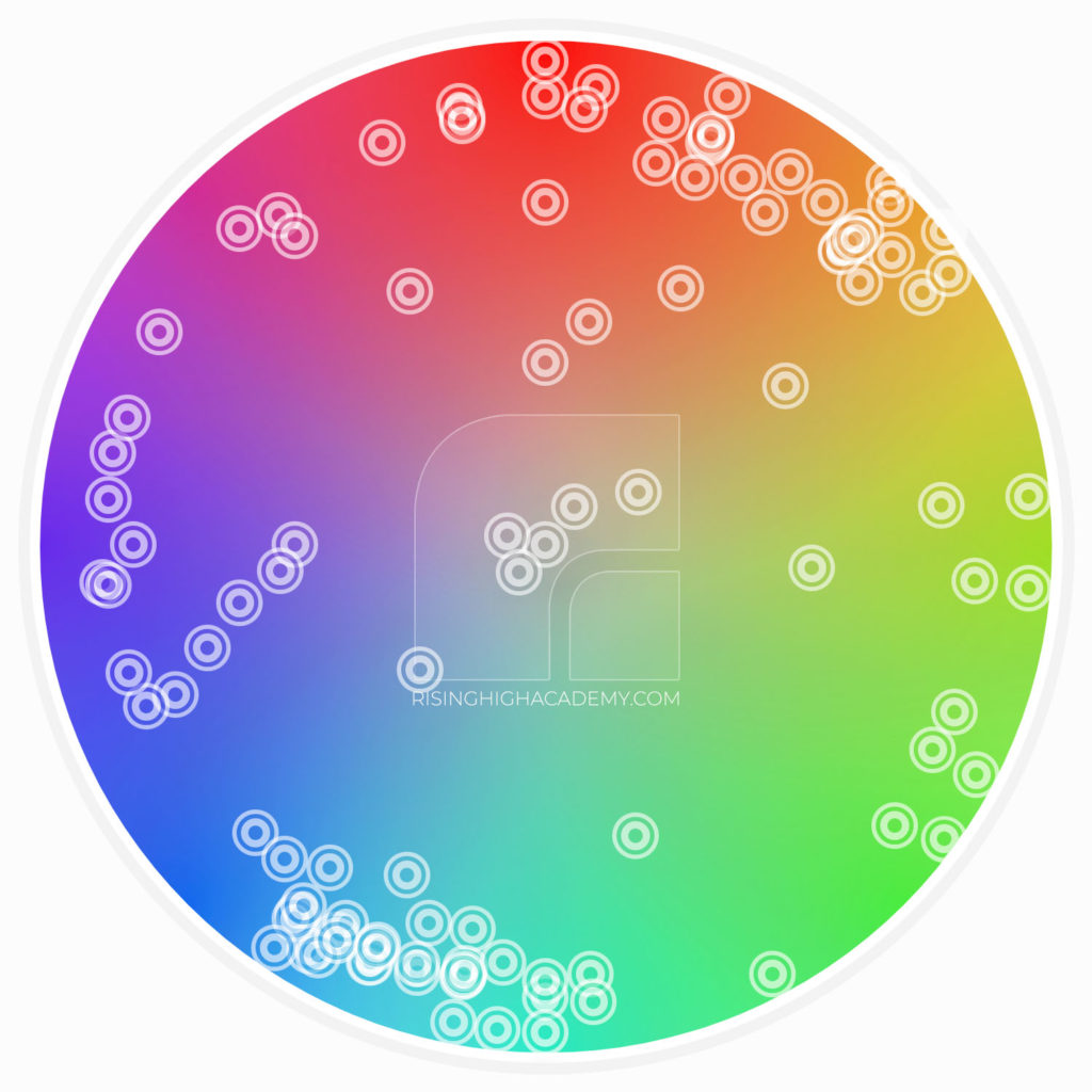 Hyper Casual Games Colour Palette - Screenshots