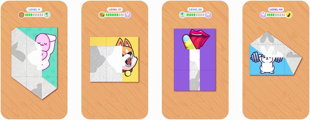Paper Fold - Good Job Games