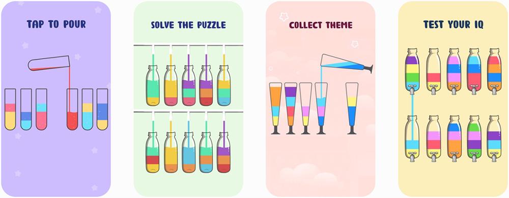 Water Sort Puzzle - IEC GLOBAL PTY LTD